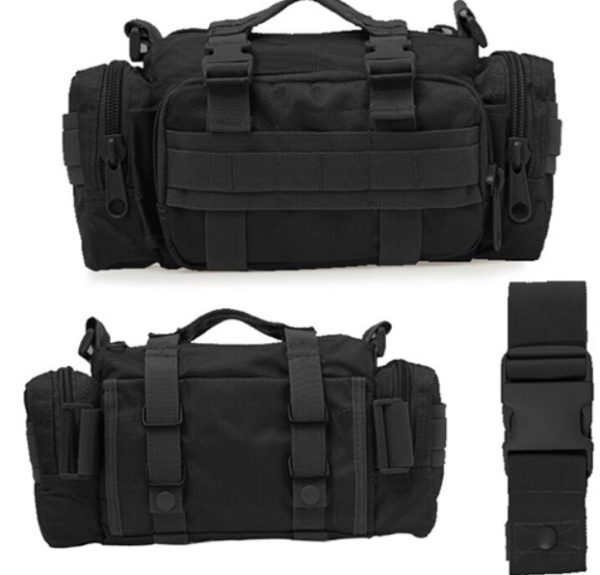 Black EDC bag 1